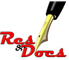 Resumes and Documents Logo